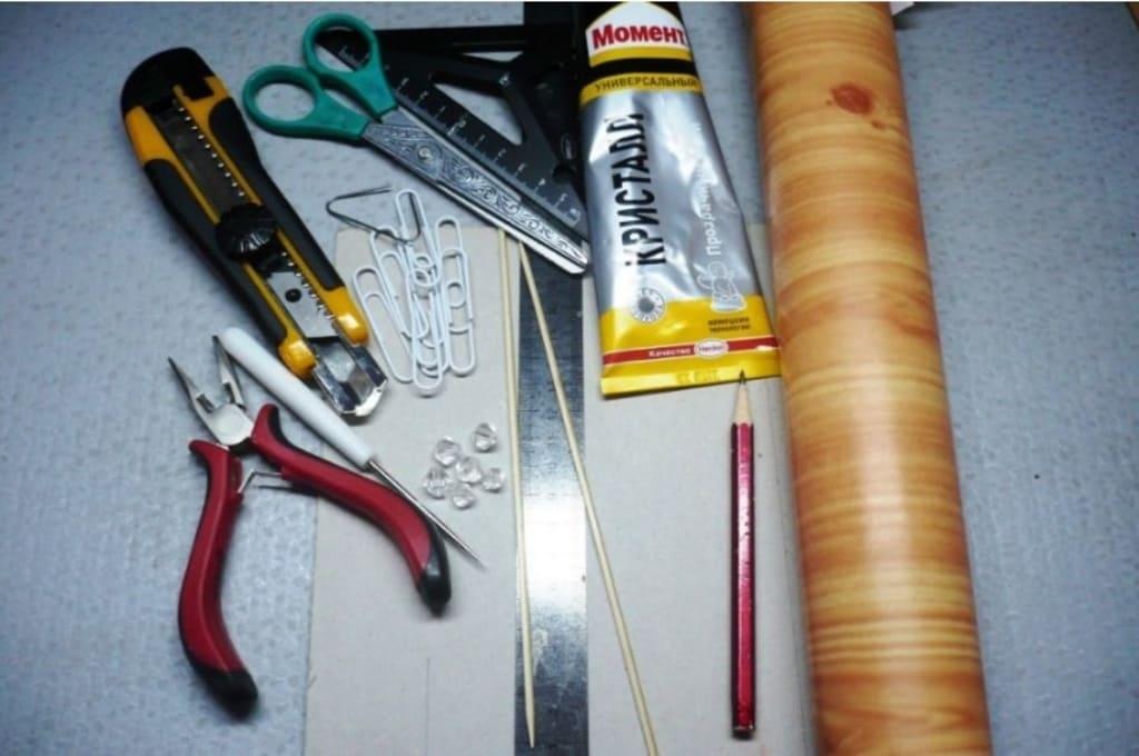 Материалы для изготовления жалюзи