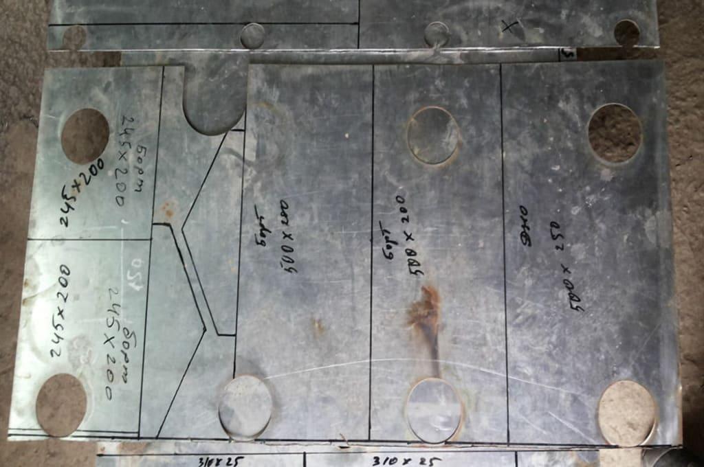 Изготовление усложненной коптильни (2)