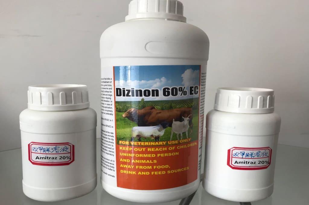 Применение промышленных химикатов. Диазинон