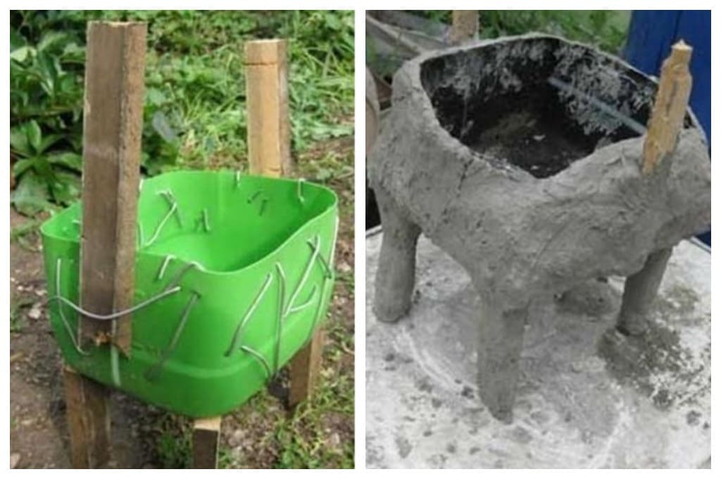 Садовый кот (Шаг 1)